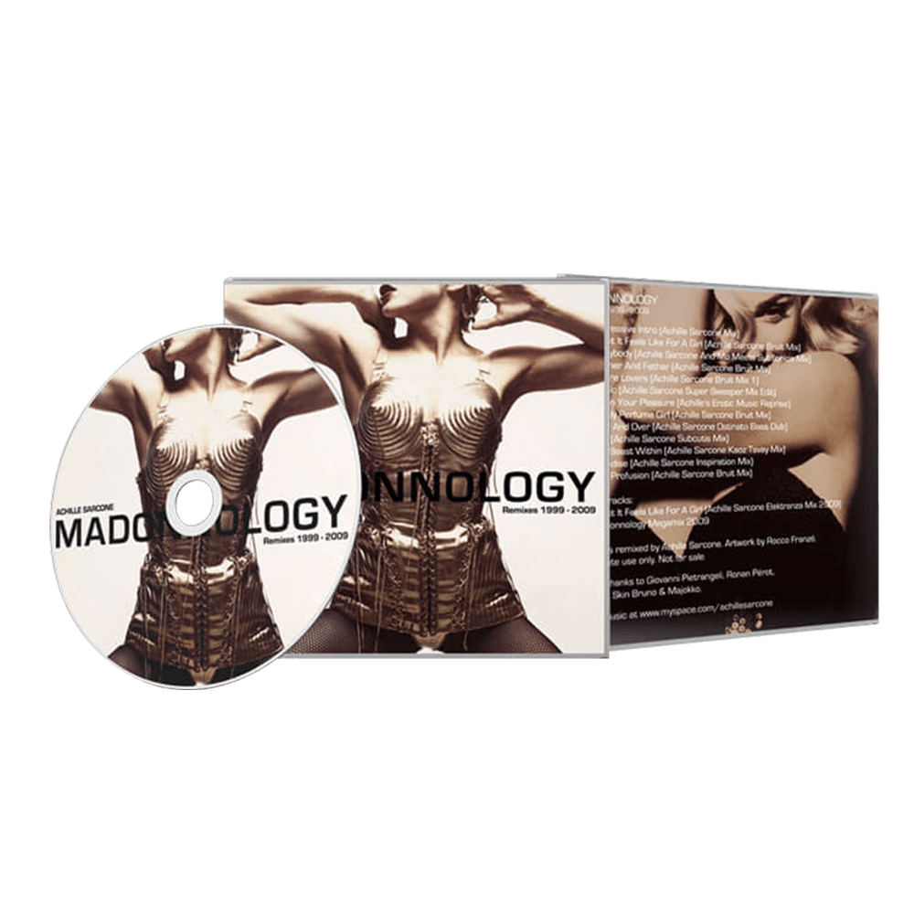 CD COver Madonnology