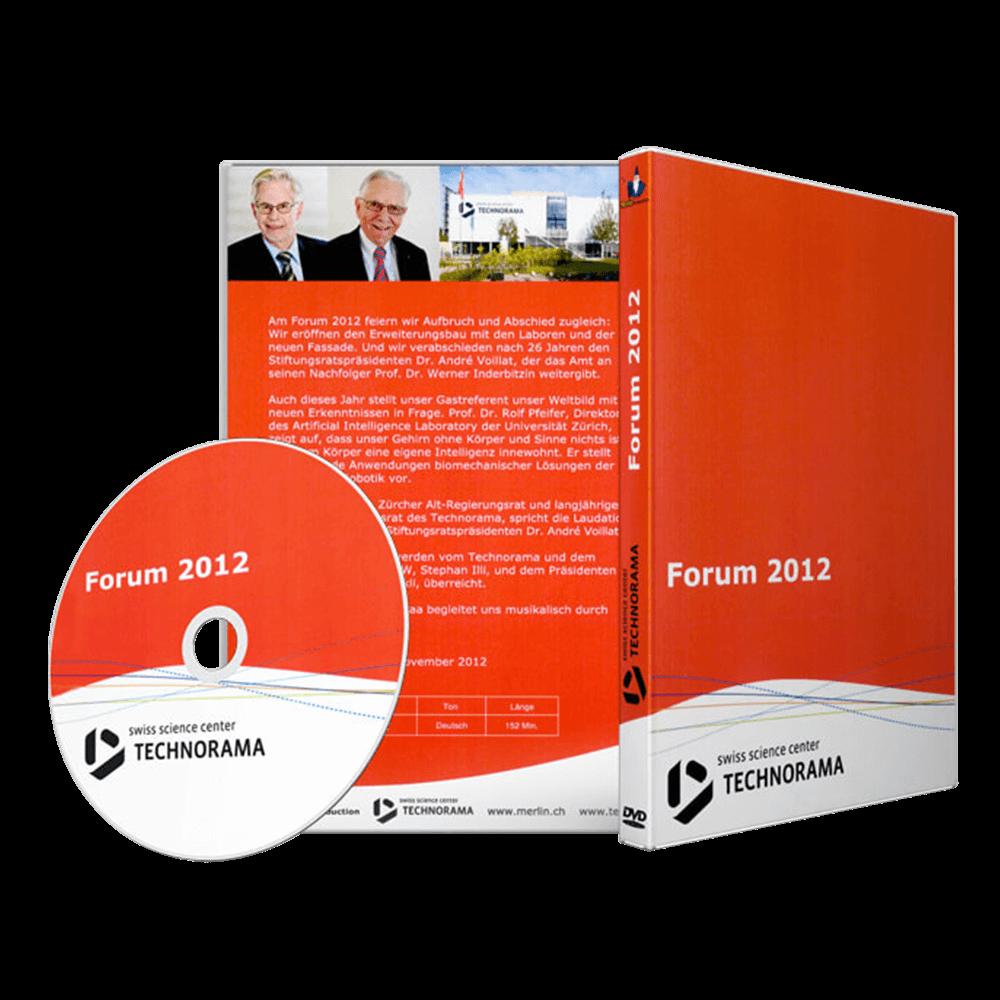 DVD Covert Forum 2012 Technorama