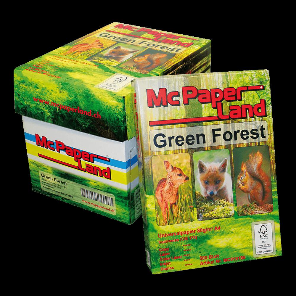 Kopierpapier Green Forest