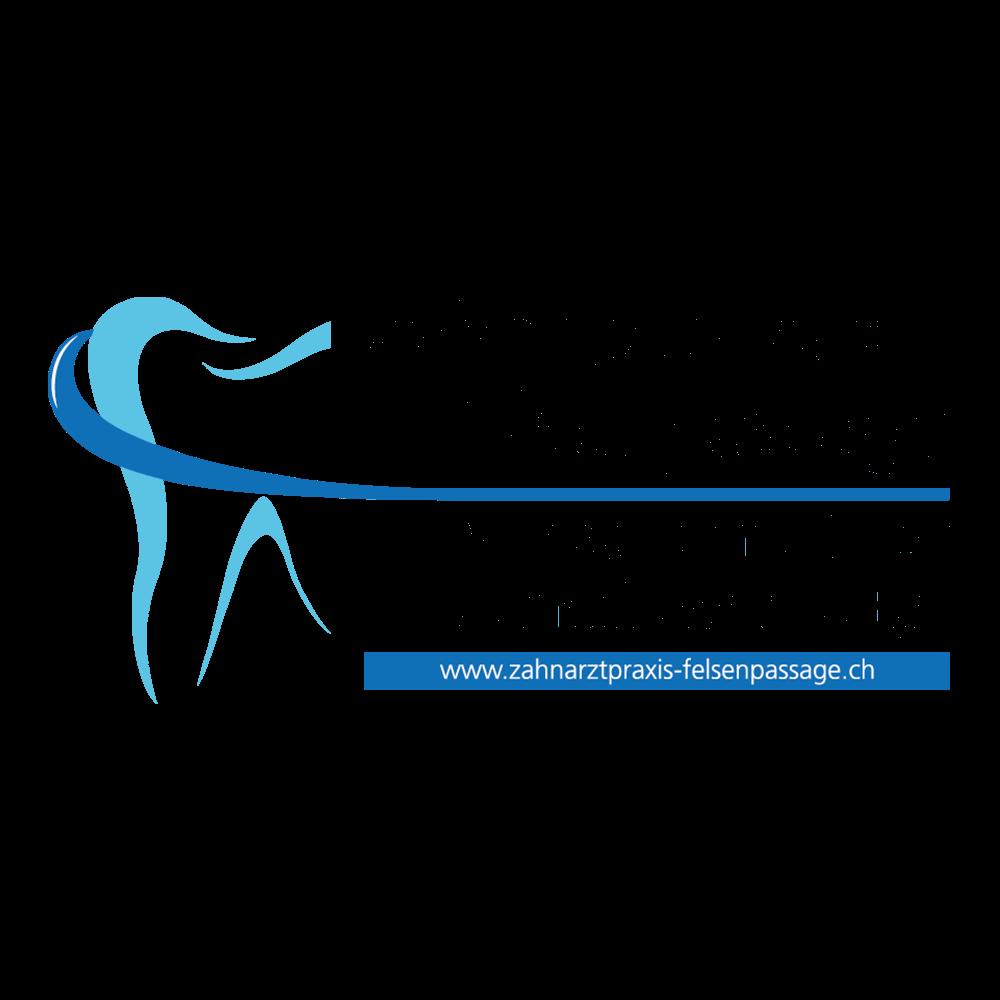 Logo Zahnarztpraxis Felsenpassage