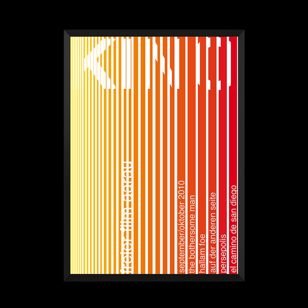 Plakat Freier Film Aarau